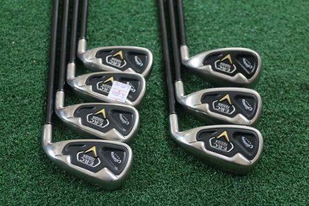 Bộ gậy golf Callaway full set được thiết kế tinh tế, thích hợp với những người mới chơi