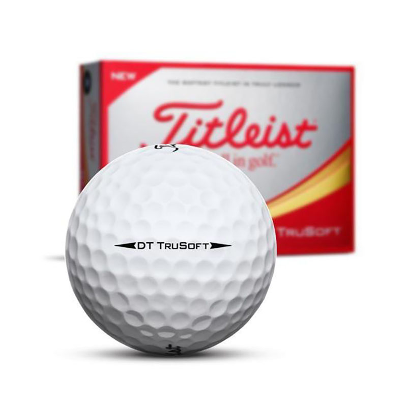 Bóng golf Titleist DT TRUSOFT 2016 T6032S-NP