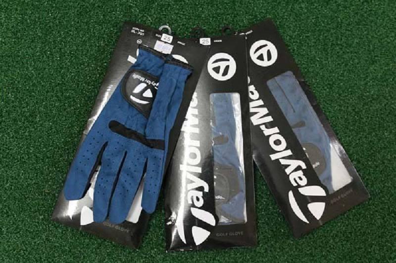 Găng tay golf TaylorMade được nhiều golfer yêu thích và sử dụng