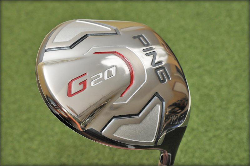Mẫu gậy golf Ping 5W G20 fairway