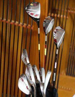 Hình ảnh bộ gậy golf cũ Taylormade Burner fullset