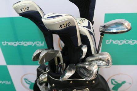 Bộ gậy golf tay trái XXIO full set có kèm cả túi