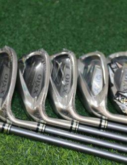 Bộ gậy golf tay trái XXIO full set gần như còn nguyên mới