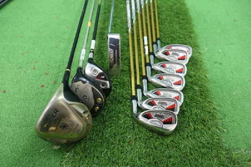 Trọn bộ gậy golf Fullset Katana Sword