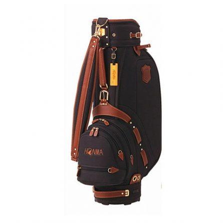 Túi golf Honma CB2817 có thiết kế cổ điển, sang trọng, phù hợp với những khách hàng yêu thích sự lịch lãm