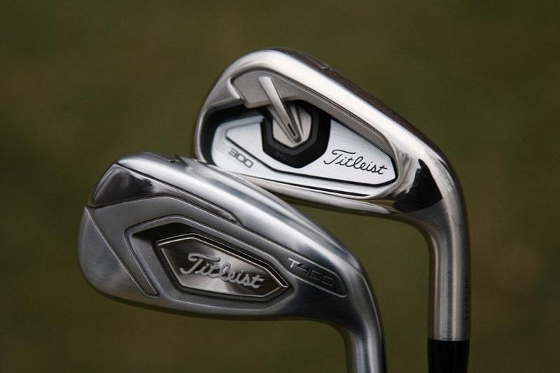 Titleist t400 iron có mức giá tương đối tốt trên thị trường