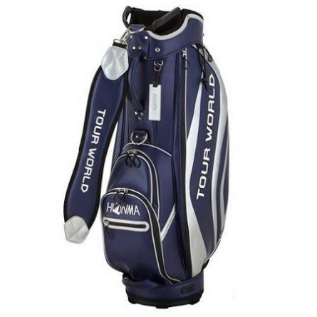 Túi golf honma tour world nổi tiếng về cả mẫu mã và tính năng