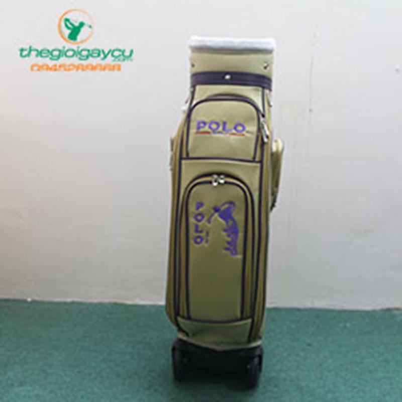 Túi golf Polo nằm trong top dụng cụ golf cần có