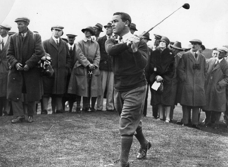 Gene Sarazen đạt được cú Albatross golf lịch sử vào năm 1935