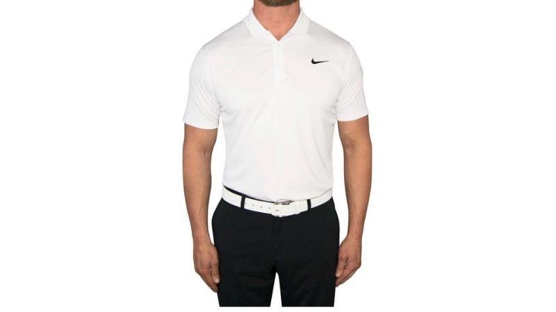 Áo golf Nike