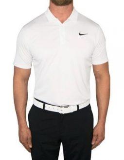 Áo golf trắng