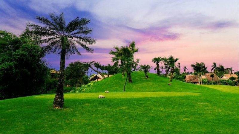Sân golf đem đến nhiều thách thức cho mọi golfer