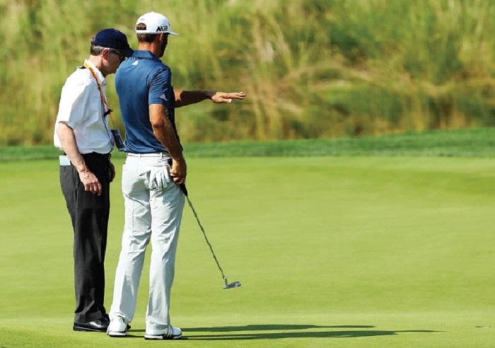 đọc khoảng cách và cân bằng - kỹ thuật putting golf