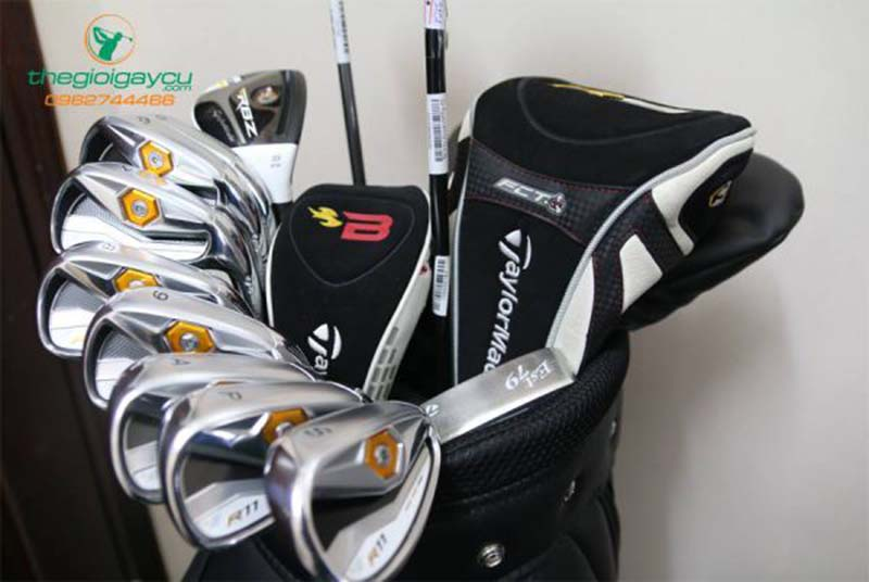 Tìm hiểu về gậy golf cũ số 7