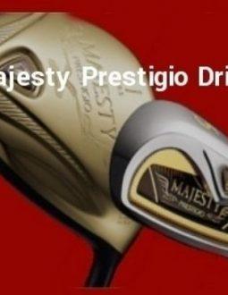 Driver Maruman Majesty Prestigio - một trong những bộ gậy golf đắt nhất thế giới