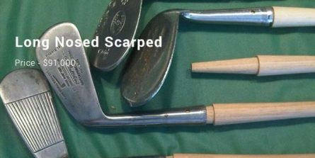 Bộ gậy Golf Long Nosed Scarped