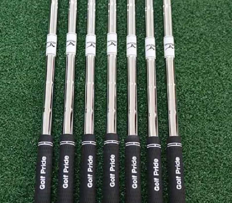 Bộ Gậy Golf Sắt Mizuno là sự lựa chọn của nhiều golfer nổi tiếng trên thế giới