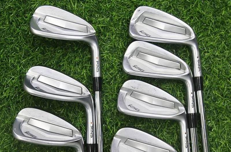 Bộ gậy Ping I210 được nhiều golf thủ tin dùng hiện nay