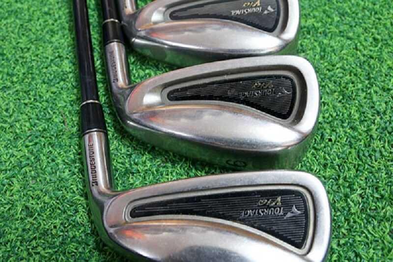 Thiết kế Hi - Brid CF 1 mang đến cho golfer những cú đánh chính xác tuyệt đối