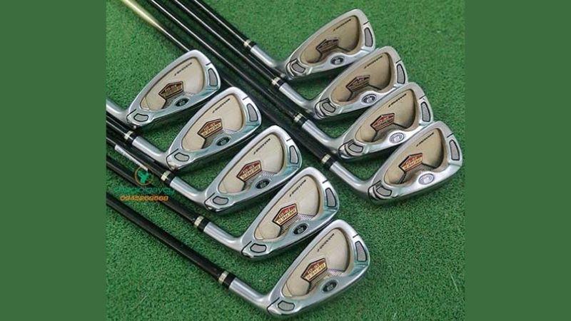 Bộ gậy golf Beres IS01 2 sao