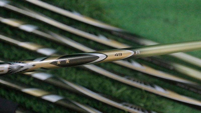 Bộ gậy có tính ổn định cao và dễ sử dụng