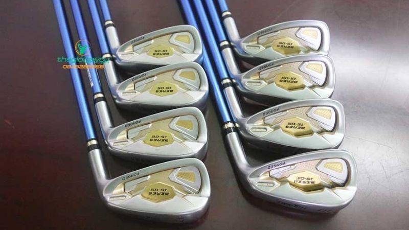 Bộ gậy golf Beres IS05 2 sao