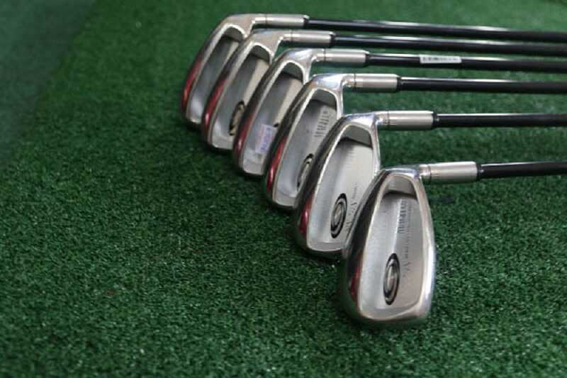 Bộ gậy sắt golf Mactex rất được golfer ưa chuộng