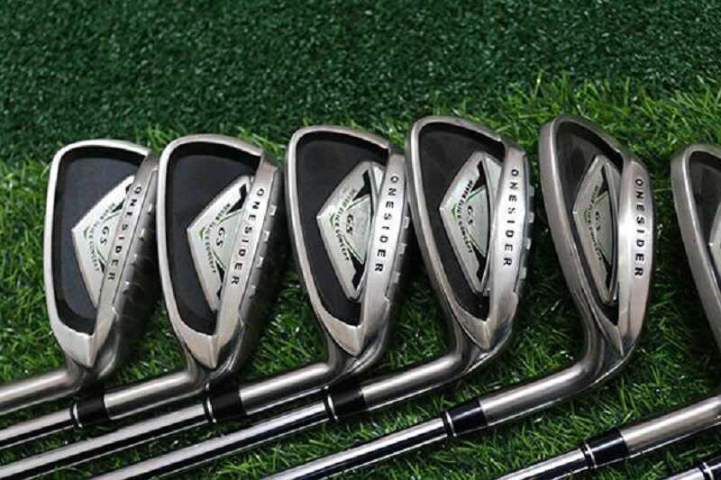 Gậy Golf Iron Onsider mang đến những cú đánh chuẩn xác với độ bay bổng cao