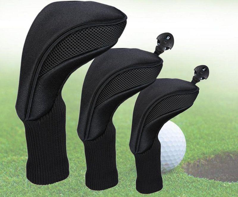 Bọc đầu gậy là phụ kiện mà các golfer không thể thiếu