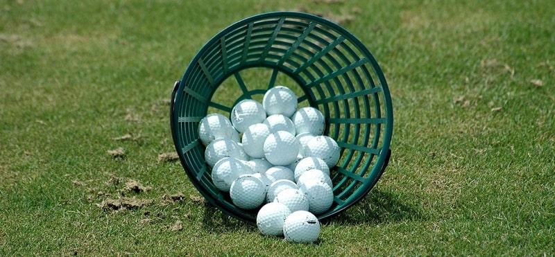 Golfer có tốc độ đầu gậy cao nên chọn loại bóng có sức ném cao