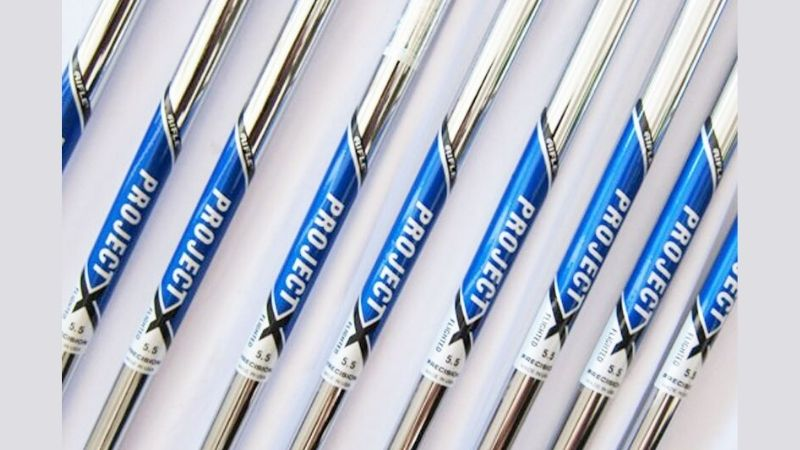 Cán gậy golf phân chia phù hợp với khả năng đánh của mỗi golfer
