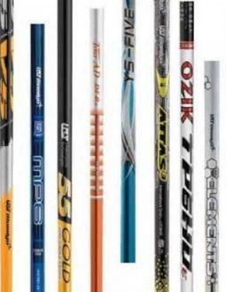 các loại cán gậy golf(shaft golf)