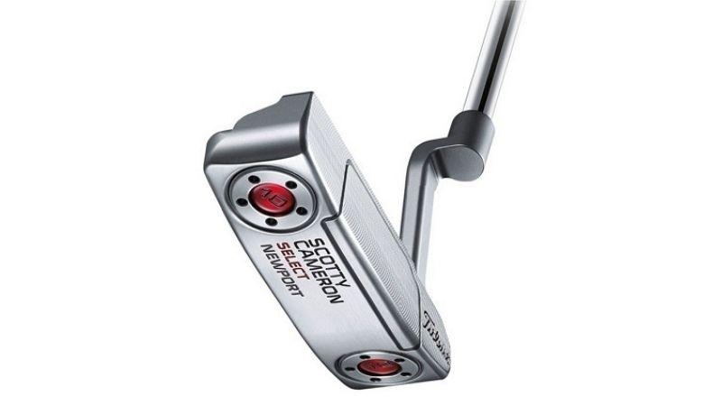 Mẫu gậy putter Titleist là thước đo của sự đẳng cấp và chuyên nghiệp trên sân golf