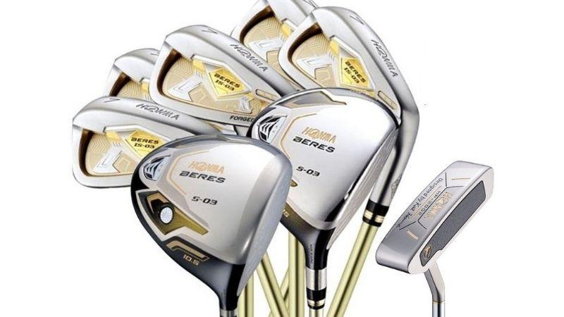 Thương hiệu Honma được rất nhiều golfer biết đến