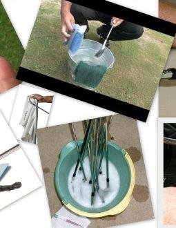 cách bảo quản gậy golf