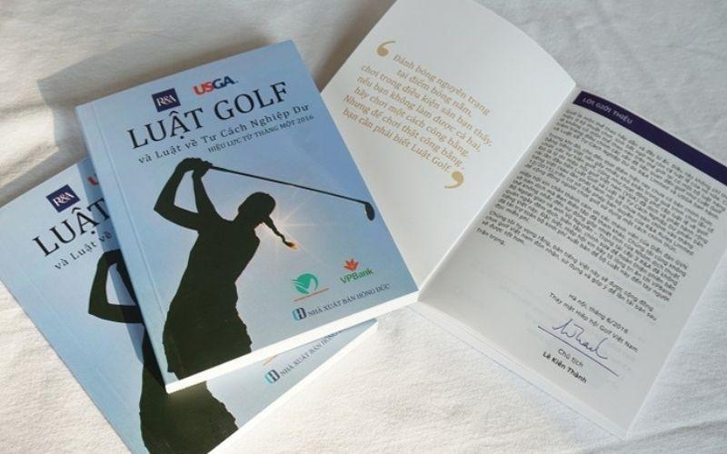 Để bắt đầu chơi golf bạn cần phải nắm được luật chơi
