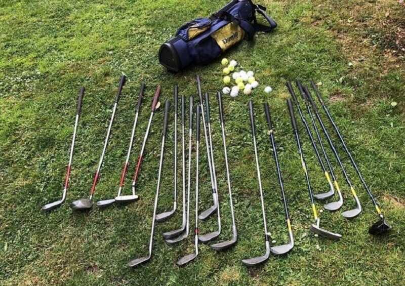 Cách chọn gậy golf cũ là thắc mắc của nhiều golfer