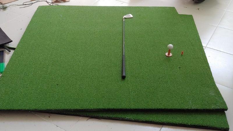 Golfer cần chú ý lựa chọn đọa dày thảm sao cho phù hợp