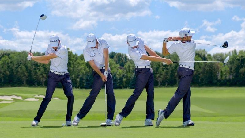 Cách đánh gậy sắt golfer cần chú ý