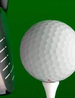 cách đặt mặt gậy golf