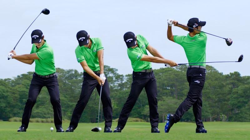Cách phát bóng golf chuẩn