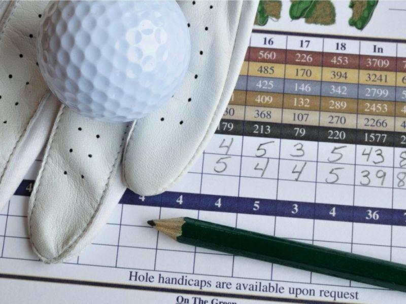 Quy trình tính điểm Handicap sẽ dựa vào số điểm người chơi nhập vào và hệ thống quy đổi đã được quy ước sẵn