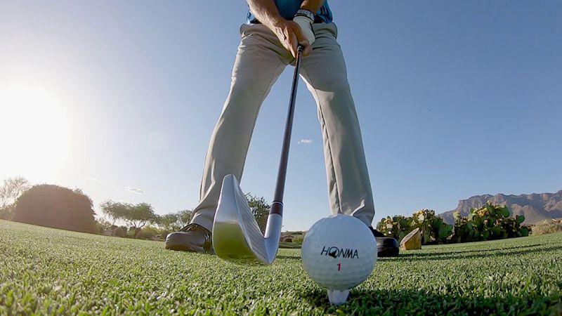 Có 4 yếu tố cơ bản tác động tới trọng lượng swing gậy golf