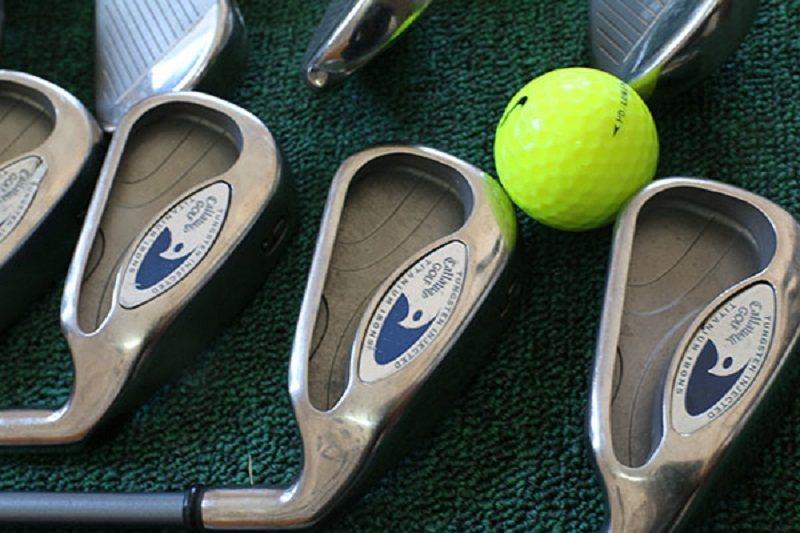 Callaway là thương hiệu gậy golf được ưa thích thứ 2 thế giới hiện nay