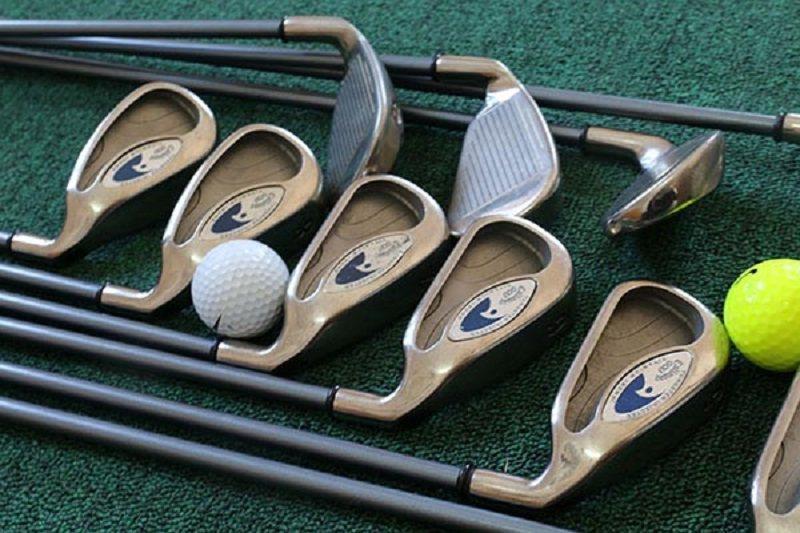 Gậy golf cũ tại Thế giới gậy cũ đều qua 29 bước kiểm định chất lượng