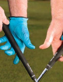 Chất liệu của tay nắm gậy golf