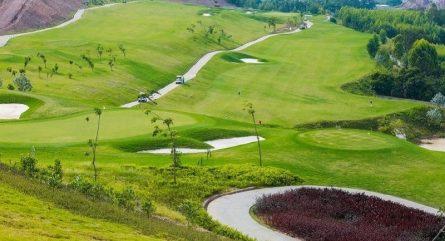 chi phí chơi golf