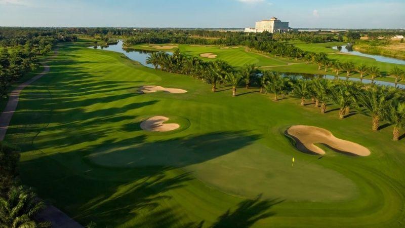 Nhiều thử thách dành cho golfer khi tới với GARDEN CITY