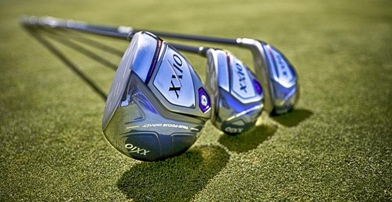 Chọn gậy golf Fairway XXIO MP 1000