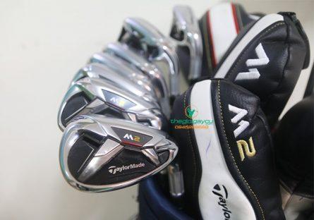 Bộ gậy golf Taylormade M2 cũ
